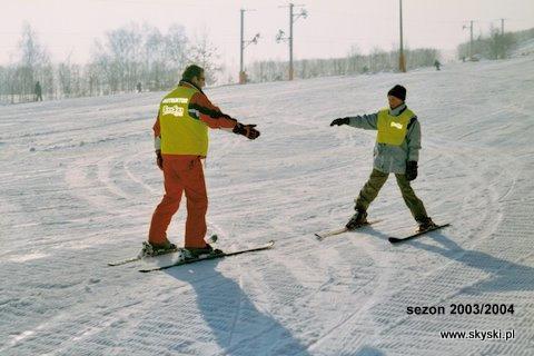 sky ski20032004
